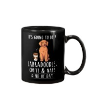 Labradoodle Coffee and Naps Mug thumbnail