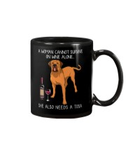 Wine and Tosa Mug thumbnail