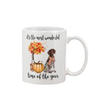 The Most Wonderful Time German Shorthaired Pointer Mug thumbnail
