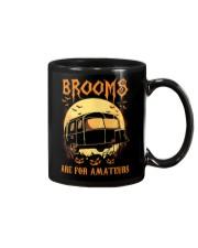 RV Brooms Are For Amateurs Mug thumbnail