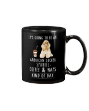 American Cocker Spaniel Coffee and Naps Mug thumbnail