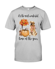 The Most Wonderful Time - Tosa Classic T-Shirt front