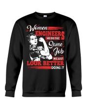 Women Engineers Crewneck Sweatshirt thumbnail