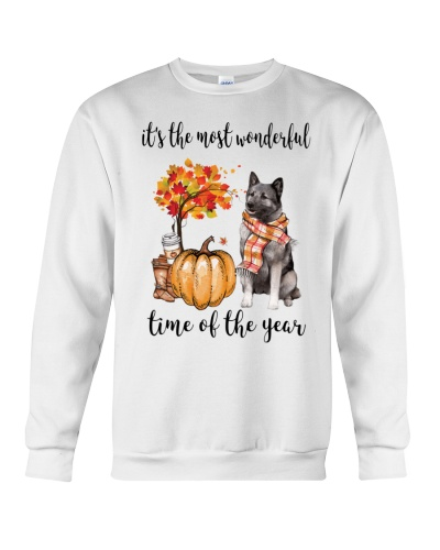 The Most Wonderful Time - Norwegian Elkhound