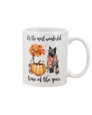 The Most Wonderful Time - Norwegian Elkhound Mug thumbnail