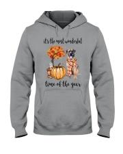 The Most Wonderful Time - Boerboel Hooded Sweatshirt thumbnail