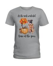 The Most Wonderful Time - Boerboel Ladies T-Shirt thumbnail