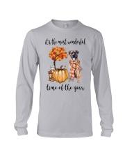 The Most Wonderful Time - Boerboel Long Sleeve Tee thumbnail