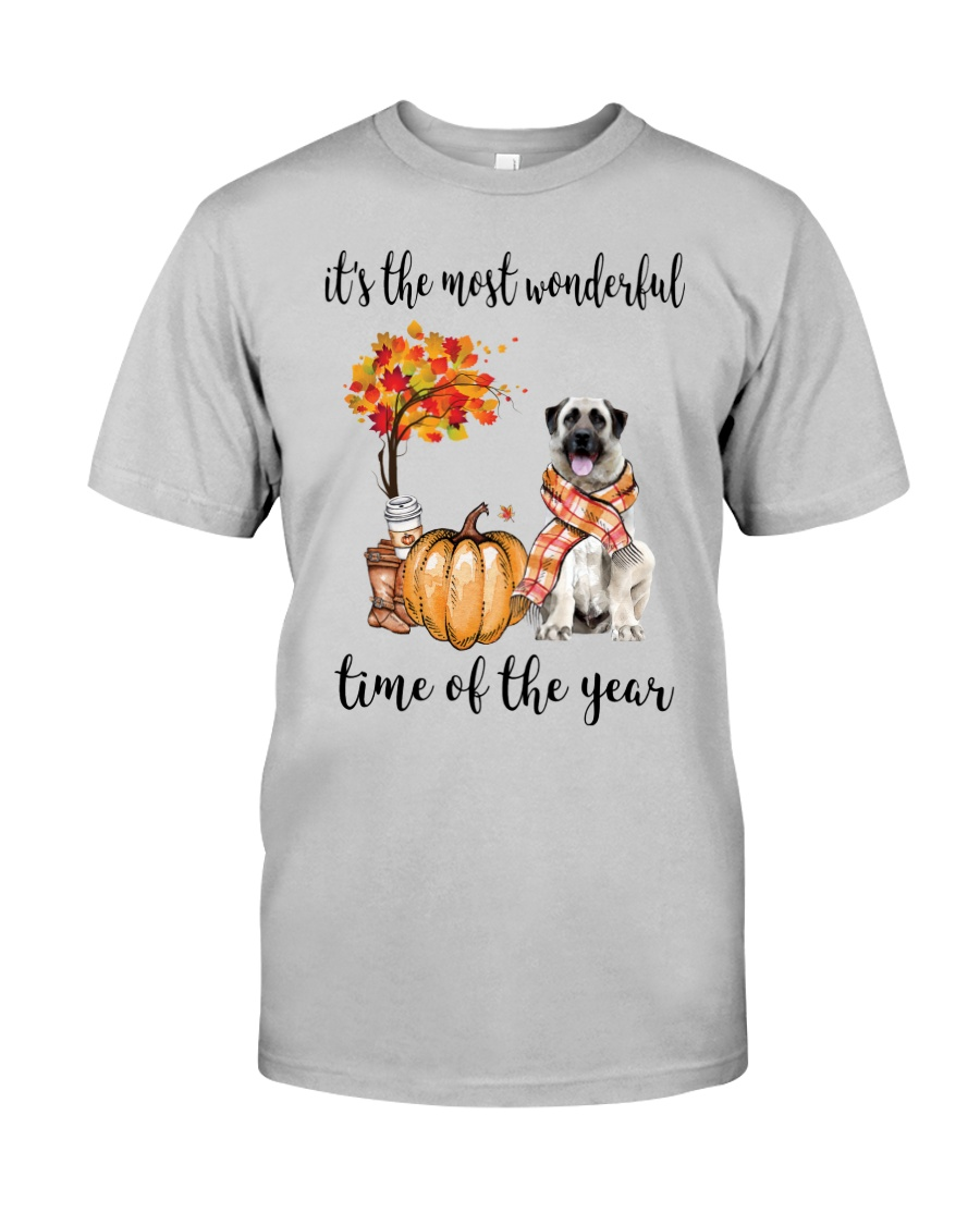 The Most Wonderful Time - Anatolian Shepherd Classic T-Shirt
