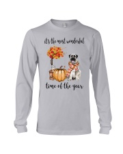The Most Wonderful Time - Anatolian Shepherd Long Sleeve Tee thumbnail