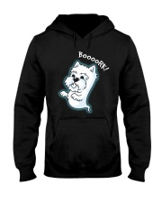 Westie - Boooork Hooded Sweatshirt thumbnail