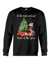 The Most Wonderful Xmas - Dachshund Crewneck Sweatshirt thumbnail