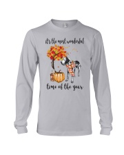 The Most Wonderful Time - Great Dane Long Sleeve Tee thumbnail