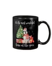 The Most Wonderful Xmas - Alaskan Malamute Mug thumbnail