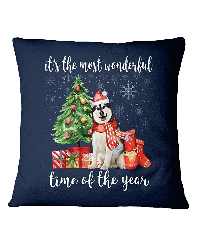 The Most Wonderful Xmas - Alaskan Malamute