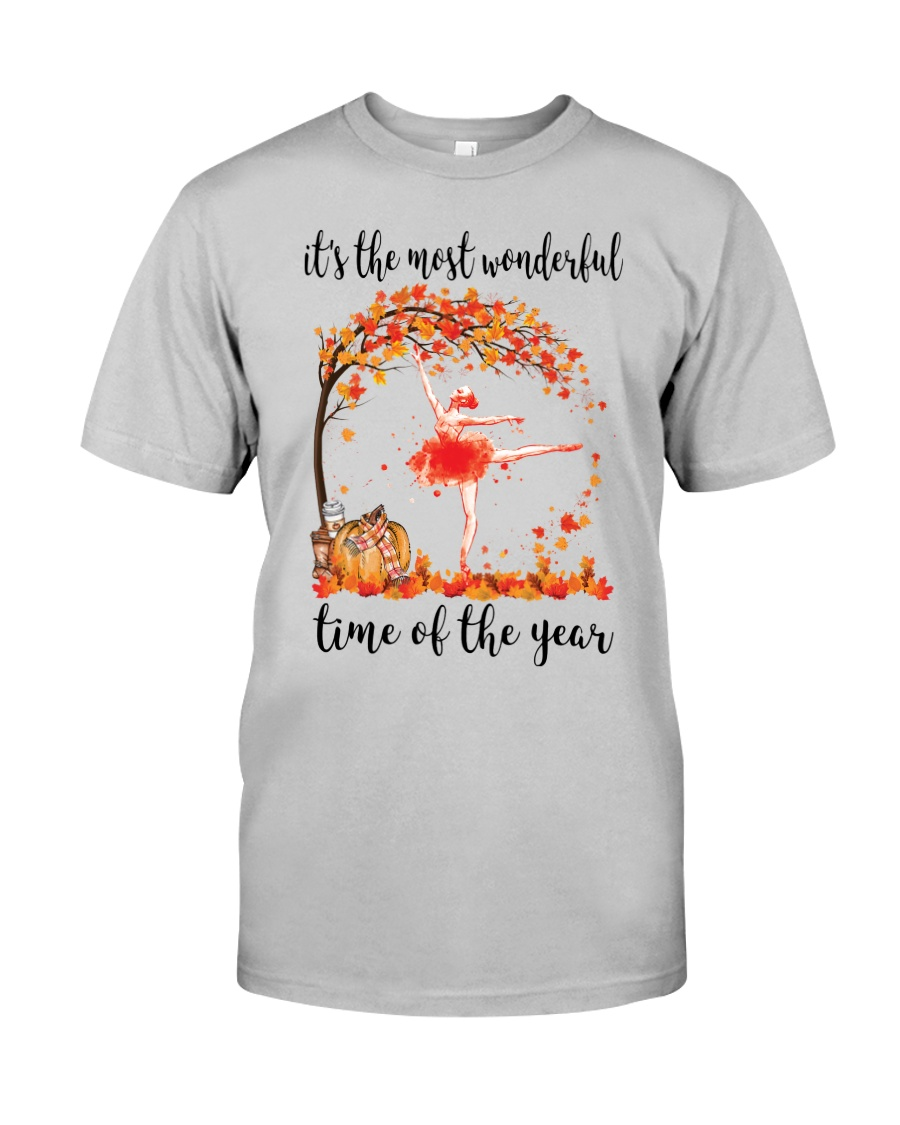 The Most Wonderful Time - Ballet Dancer Classic T-Shirt