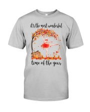 The Most Wonderful Time - Ballet Dancer Classic T-Shirt front