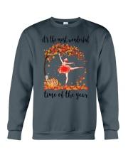 The Most Wonderful Time - Ballet Dancer Crewneck Sweatshirt thumbnail
