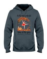 The Most Wonderful Time - Ballet Dancer Hooded Sweatshirt thumbnail