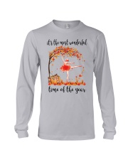 The Most Wonderful Time - Ballet Dancer Long Sleeve Tee thumbnail