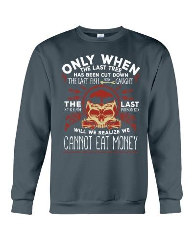 Cannot Eat Money