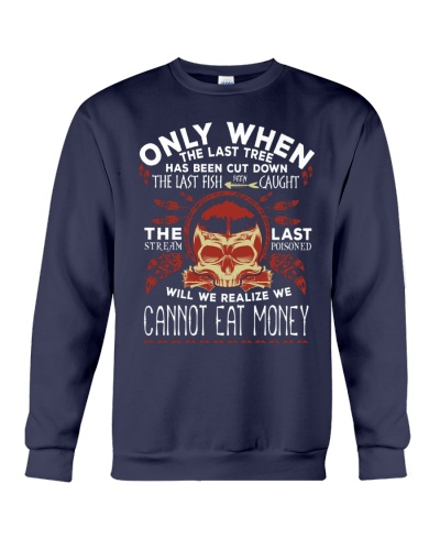 Cannot Eat Money