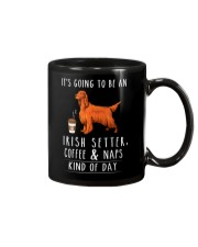 Irish Setter Coffee and Naps Mug thumbnail