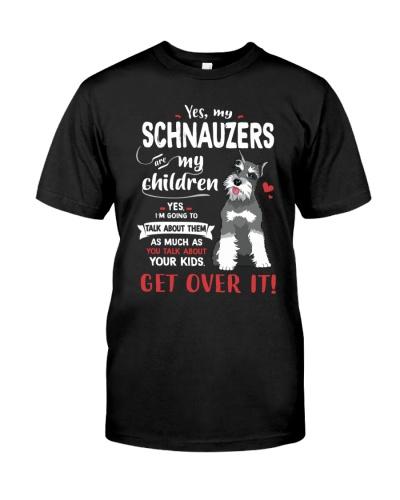 My Schnauzers - My Children