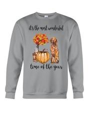 The Most Wonderful Time - Vizsla Crewneck Sweatshirt thumbnail