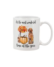 The Most Wonderful Time - Vizsla Mug thumbnail