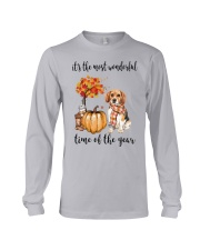 The Most Wonderful Time - Beagle Long Sleeve Tee thumbnail