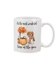 The Most Wonderful Time - Beagle Mug thumbnail