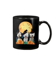 Howloween Westie Mug thumbnail