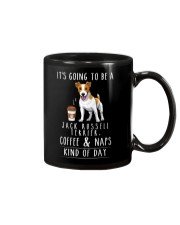 Jack Russell Terrier Coffee and Naps Mug thumbnail