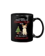Christmas Movies and Goldendoodle Mug thumbnail