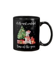The Most Wonderful Xmas - Bull Terrier Mug thumbnail