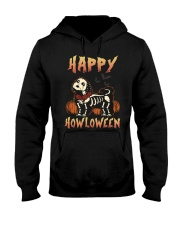 Happy Howloween - Shih Tzu Hooded Sweatshirt tile