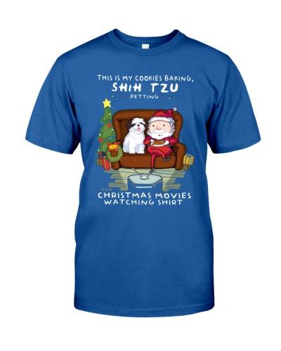 This Is My Christmas Shirt - Shih Tzu