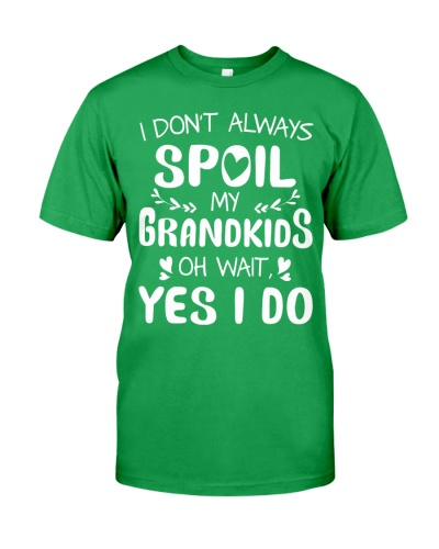 Spoil My Grandkids