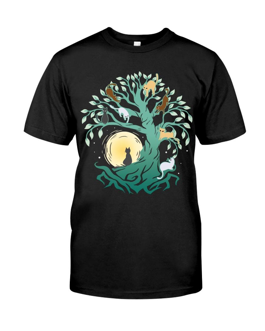 Cats Of Life Classic T-Shirt