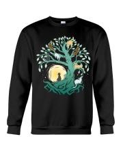 Cats Of Life Crewneck Sweatshirt thumbnail