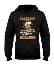 My Bulldog Hooded Sweatshirt thumbnail