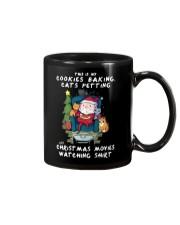 This Is My Christmas Shirt - Cats Mug thumbnail