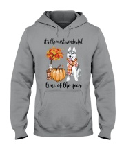 The Most Wonderful Time - Husky Hooded Sweatshirt thumbnail