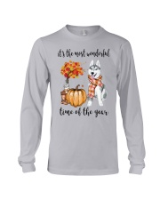 The Most Wonderful Time - Husky Long Sleeve Tee thumbnail