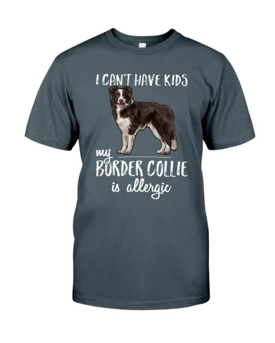 My Border Collie is Allergic