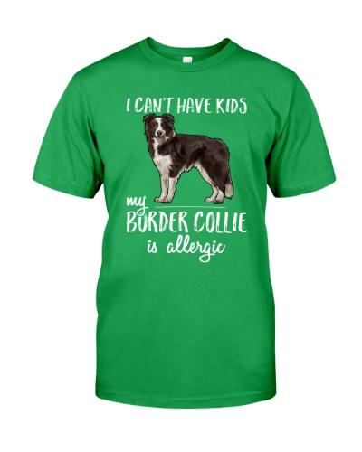 My Border Collie is Allergic