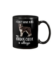 My Border Collie is Allergic Mug thumbnail