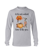 The Most Wonderful Time - Greyhound Long Sleeve Tee thumbnail