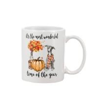 The Most Wonderful Time - Greyhound Mug thumbnail
